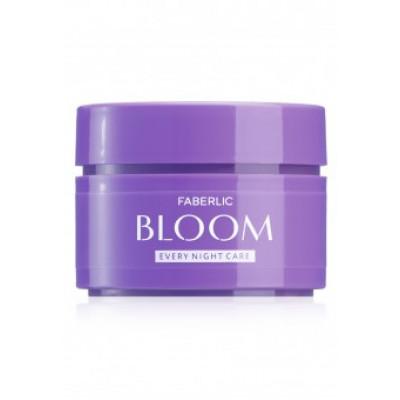 Ночной крем для лица «Bloom 55+» Faberlic