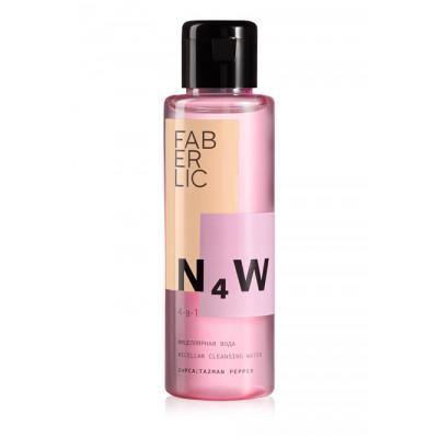Мицеллярная вода 4 в 1 «N4W» Faberlic