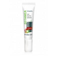 Фитосыворотка для кожи вокруг глаз «Шиповник & женьшень» Botanica 60+ Faberlic