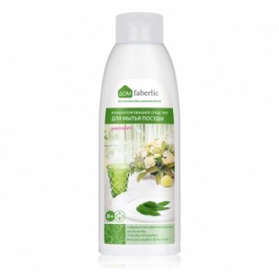 Концентрированное средство для мытья посуды с ароматом эвкалипта Faberlic