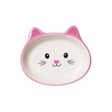 Миска для кошки Faberlic розовая