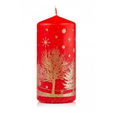 Декоративная свеча Faberlic цвет Красный