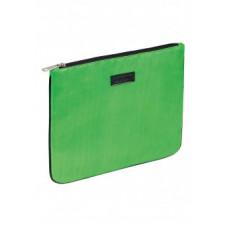 Глянцевый клатч Faberlic цвет Зеленый
