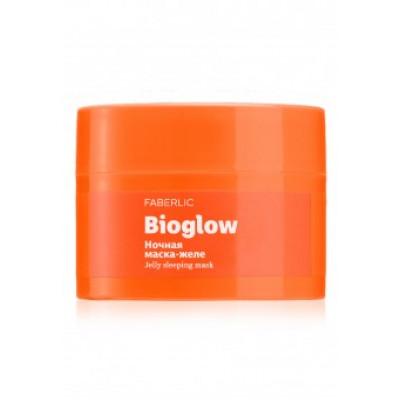 Ночная маска-желе для лица «Bioglow» Faberlic