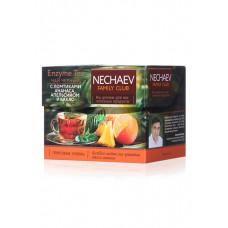 Чай листовой чёрный «Enzyme Tea» Faberlic с ломтиками ананаса, апельсином и какао