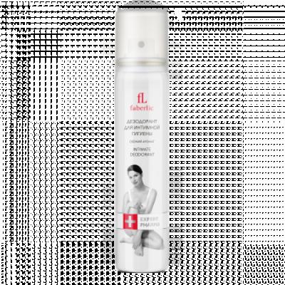 Дезодорант для интимной гигиены со свежим ароматом «Expert Pharma» Faberlic