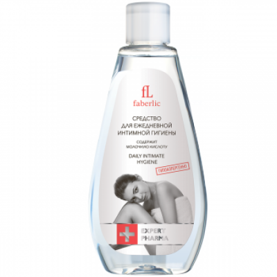 Средство для ежедневной интимной гигиены «Expert Pharma» Faberlic