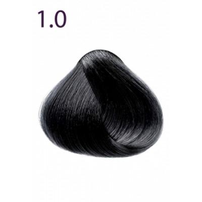 Стойкая крем-краска «Максимум цвета» Faberlic тон Черный 1.0