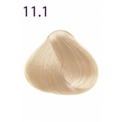Стойкая крем-краска «Максимум цвета» Faberlic тон Ультраосветляющий блонд пепельный 11.1