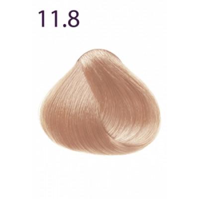 Стойкая крем-краска «Максимум цвета» Faberlic тон Ультраосветляющий блонд жемчужный 11.8
