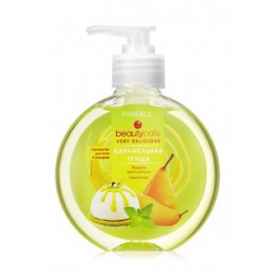 Жидкое мыло для рук «Карамельная груша» Faberlic