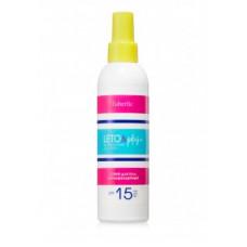 Cпрей для тела солнцезащитный «LETO&plage» Faberlic с SPF 15