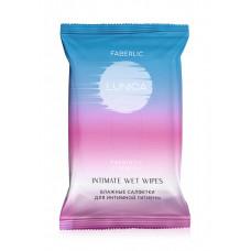 Влажные салфетки для интимной гигиены «Lunica» Faberlic