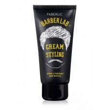Мужской крем-стайлинг для волос «BarberLab» Faberlic