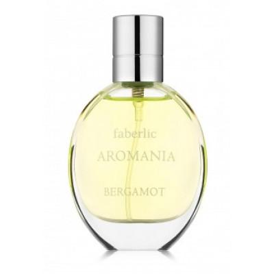 Туалетная вода для женщин «Aromania Bergamot» Faberlic