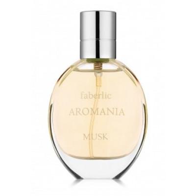 Туалетная вода для женщин «Aromania Musk» Faberlic