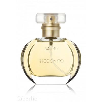 Парфюмерная вода для женщин «Incognito» Faberlic, 30 мл.