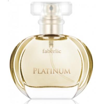Парфюмерная вода для женщин «PLATINUM» Faberlic, 30 мл.