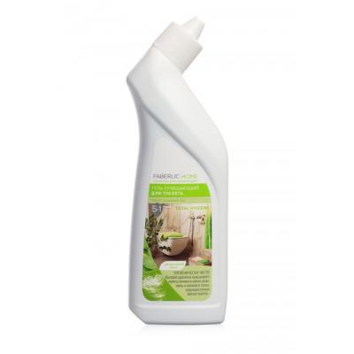 Гель очищающий для туалета 5 в 1 «Цитрусовый микс» Faberlic