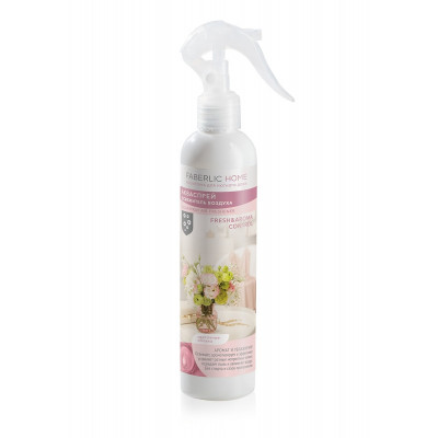 Акваспрей-освежитель воздуха «Цветочное облако» Faberlic