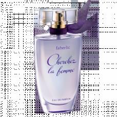 Парфюмерная вода для женщин «Cherchez la femme» Faberlic