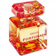 Парфюмерная вода для женщин «Fortunata» Faberlic