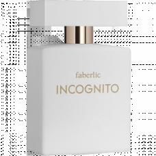 Парфюмерная вода для женщин «Incognito» Faberlic