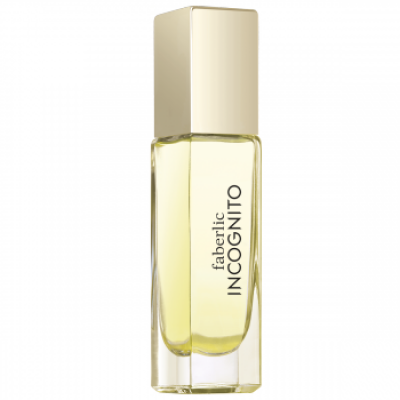 Парфюмерная вода для женщин «Incognito» Faberlic, 15 мл.