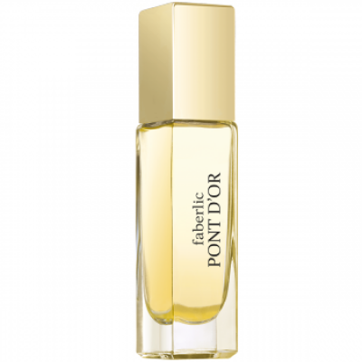 Парфюмерная вода для женщин «PONT D'OR» Faberlic, 15 мл.
