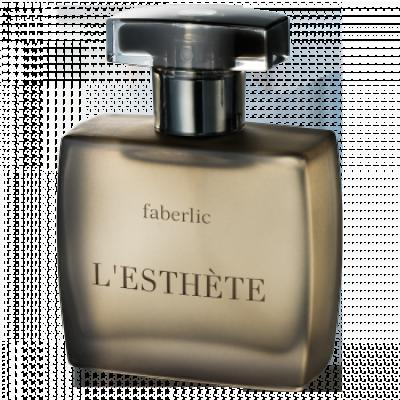 Туалетная вода для мужчин «L' ESTHETE» Faberlic