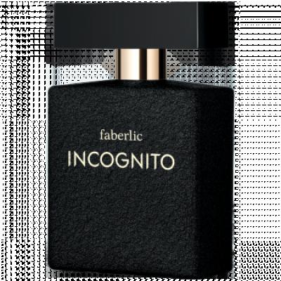 Туалетная вода для мужчин «Incognito» Faberlic