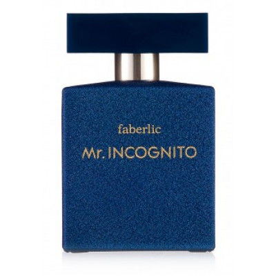 Туалетная вода для мужчин «Mr. Incognito» Faberlic