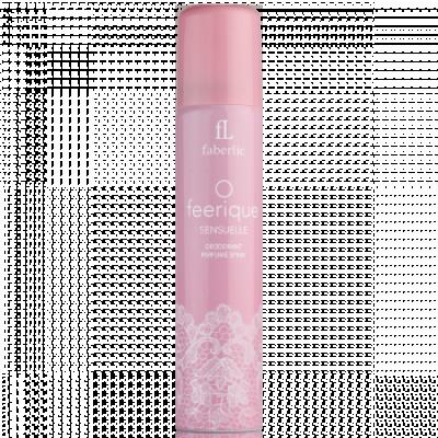 Парфюмированный дезодорант для женщин «O Feerique Sensuelle» Faberlic