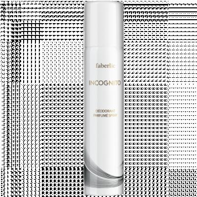 Парфюмированный дезодорант для женщин «Incogntio» Faberlic
