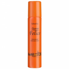 Парфюмированный дезодорант для женщин «Donna Felice» Faberlic