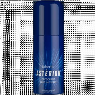 Парфюмированный дезодорант для мужчин «ASTERION» Faberlic