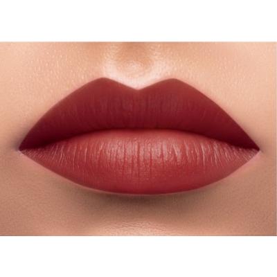 Матовая губная помада «Первая леди» Faberlic тон Деликатный каштановый
