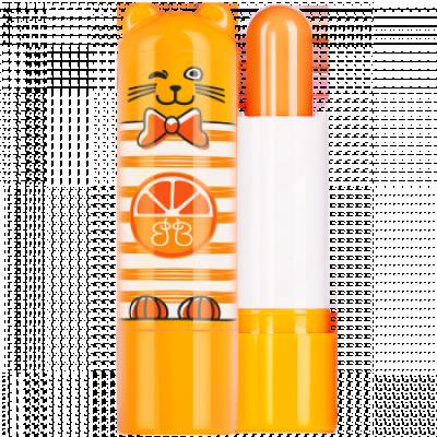 Защитный бальзам для губ «Кот Апельсин» Faberlic