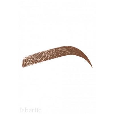 Карандаш для бровей «Secret Story» Faberlic тон Светло коричневый