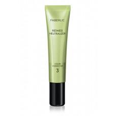 Зелёный корректор для лица «Paint IT Glam Team» Faberlic