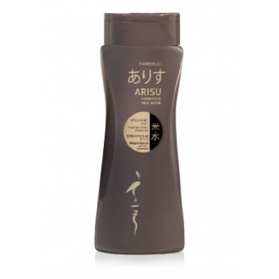 Мицеллярный детокс-шампунь «Вулканический пепел» Arisu для всех типов волос Faberlic