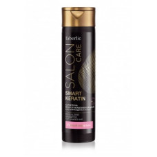 Восстанавливающий шампунь для поврежденных волос «Умный кератин»