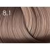 Стойкая крем-краска для волос «Шелковое окрашивание» без аммиака Faberlic тон Пепельный блонд 8.1