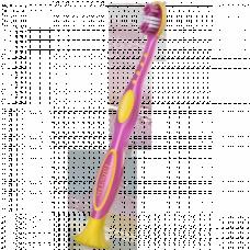 Детская зубная щётка Faberlic розовая