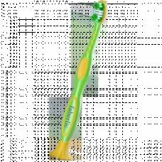 Детская зубная щётка Faberlic зелёная