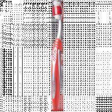 Зубная щётка с ионами серебра Faberlic красная